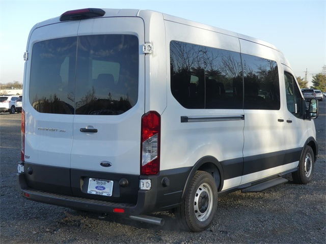 2020 Ford Transit 350 Med Roof 4x2, Passenger Wagon #C01063 - photo 1