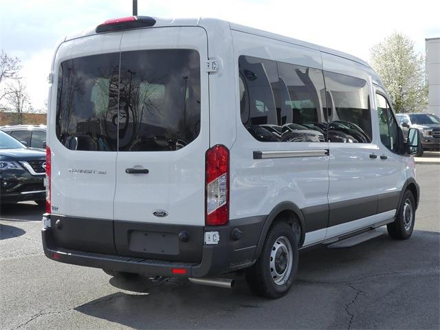 2020 Ford Transit 350 Med Roof 4x2, Passenger Wagon #C01123 - photo 1