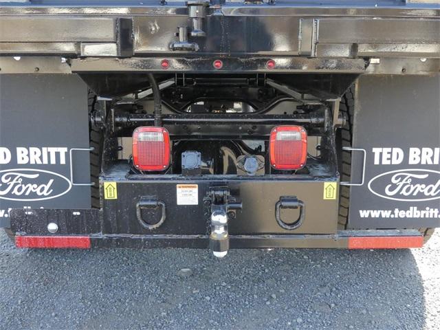 2021 F-750 Crew Cab DRW 4x2,  PJ's Truck Bodies Landscape Dump #C10086 - photo 11