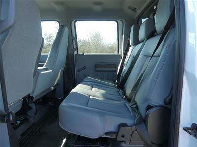 2021 F-750 Crew Cab DRW 4x2,  PJ's Truck Bodies Landscape Dump #C10086 - photo 12