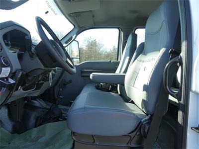 2021 F-750 Crew Cab DRW 4x2,  PJ's Truck Bodies Landscape Dump #C10086 - photo 16