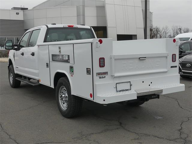 2021 Ford F-350 Crew Cab 4x4, Reading Service Body #C10438 - photo 1
