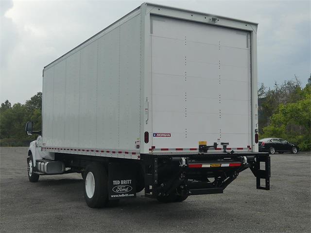 2022 F-750 Regular Cab DRW 4x2,  Morgan Truck Body Dry Freight #C20013 - photo 4