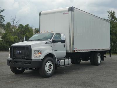 2022 F-750 Regular Cab DRW 4x2,  Morgan Truck Body Dry Freight #C20013 - photo 5