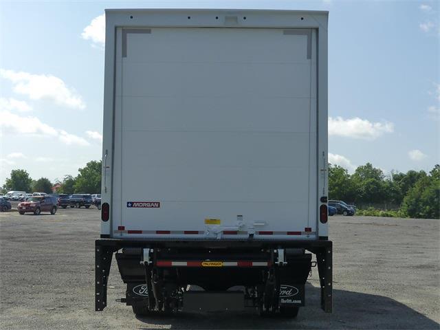 2022 F-650 Regular Cab DRW 4x2,  Morgan Truck Body Dry Freight #C20045 - photo 3