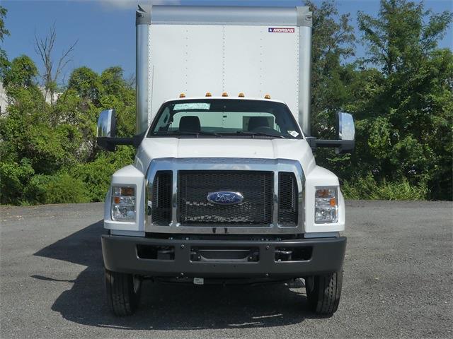 2022 F-650 Regular Cab DRW 4x2,  Morgan Truck Body Dry Freight #C20045 - photo 6