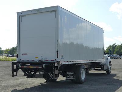2022 F-650 Regular Cab DRW 4x2,  Morgan Truck Body Dry Freight #C20045 - photo 2