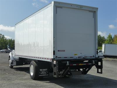 2022 F-650 Regular Cab DRW 4x2,  Morgan Truck Body Dry Freight #C20045 - photo 4