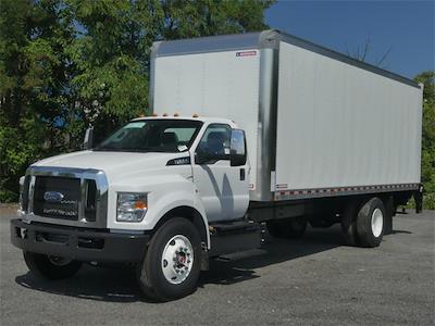 2022 F-650 Regular Cab DRW 4x2,  Morgan Truck Body Dry Freight #C20045 - photo 5