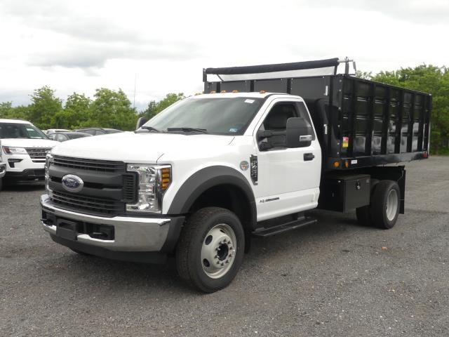 2019 Ford F-450 Regular Cab DRW 4x2, Reading Landscape Dump #C90470 - photo 1