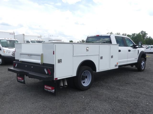 2019 Ford F-550 Crew Cab DRW 4x4, CM Truck Beds SB Model Service Body #C91094 - photo 3