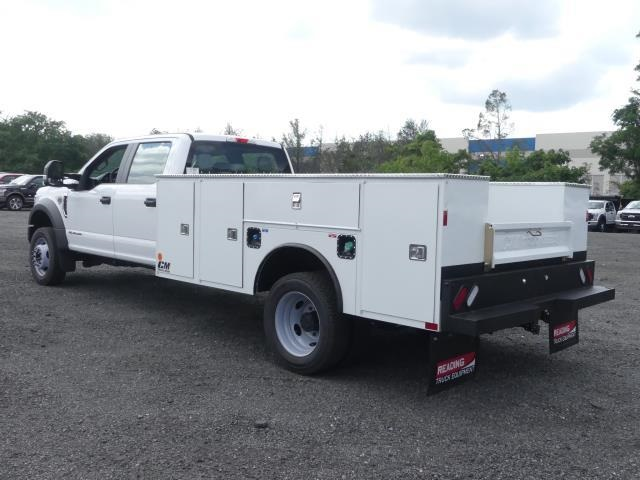 2019 Ford F-550 Crew Cab DRW 4x4, CM Truck Beds Service Body #C91094 - photo 1