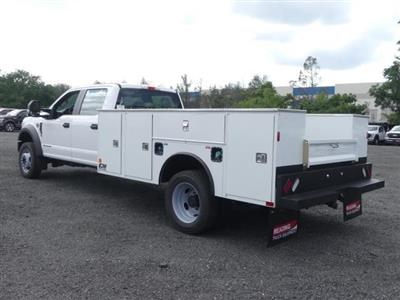 2019 Ford F-550 Crew Cab DRW 4x4, CM Truck Beds SB Model Service Body #C91094 - photo 2