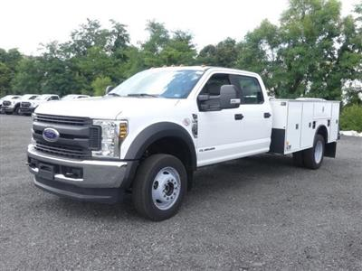 2019 Ford F-550 Crew Cab DRW 4x4, CM Truck Beds SB Model Service Body #C91094 - photo 1