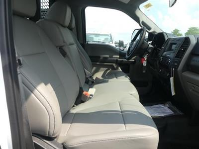 2019 Ford F-550 Regular Cab DRW 4x2, Knapheide Value-Master X Stake Bed #C91315 - photo 15