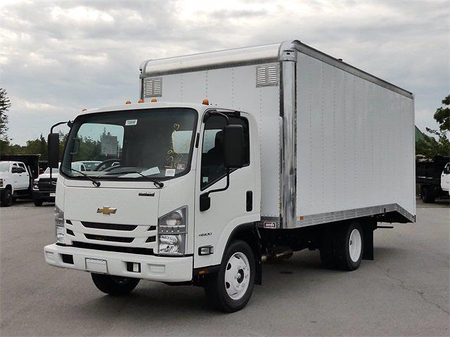 2020 Chevrolet LCF 4500 Regular Cab DRW 4x2, A.M. Haire Dovetail Landscape #T00698 - photo 1