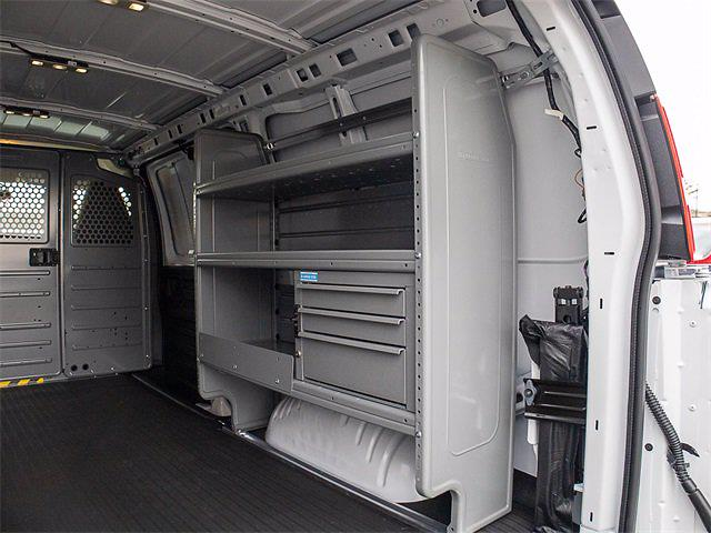 2021 Chevrolet Express 2500 4x2, Adrian Steel Commercial Shelving Upfitted Cargo Van #T10231 - photo 19