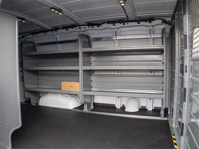 2021 Chevrolet Express 2500 4x2, Adrian Steel Commercial Shelving Upfitted Cargo Van #T10231 - photo 21