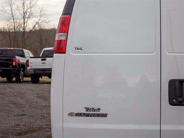 2021 Chevrolet Express 2500 4x2, Adrian Steel Commercial Shelving Upfitted Cargo Van #T10231 - photo 27