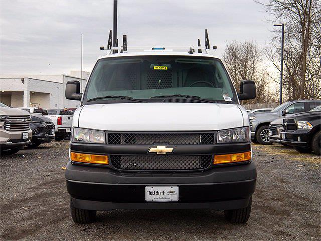 2021 Chevrolet Express 2500 4x2, Adrian Steel Commercial Shelving Upfitted Cargo Van #T10231 - photo 29