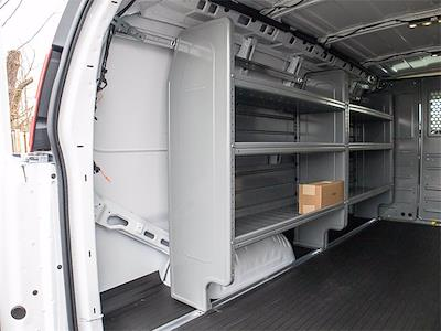 2021 Chevrolet Express 2500 4x2, Adrian Steel Commercial Shelving Upfitted Cargo Van #T10231 - photo 18