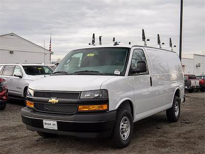 2021 Chevrolet Express 2500 4x2, Adrian Steel Commercial Shelving Upfitted Cargo Van #T10231 - photo 1