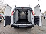 2021 Chevrolet Express 2500 4x2, Adrian Steel Commercial Shelving Upfitted Cargo Van #T10231 - photo 2