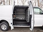 2021 Chevrolet Express 2500 4x2, Adrian Steel Commercial Shelving Upfitted Cargo Van #T10231 - photo 20