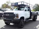 2019 Chevrolet Silverado 5500 Regular Cab DRW 4x4, PJ's Concrete Body #T90830 - photo 1