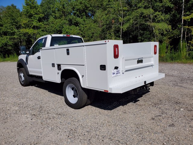 2020 Ford F-450 Regular Cab DRW RWD, Knapheide Service Body #LEC63784 - photo 1