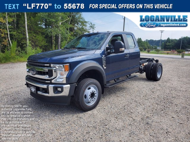 2020 Ford F-450 Super Cab DRW RWD, Cab Chassis #LEC63801 - photo 1