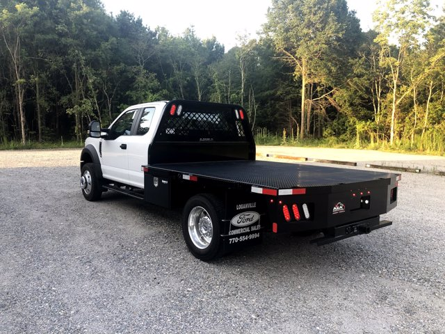 2020 Ford F-450 Super Cab DRW 4x4, K&K Manufacturing Platform Body #LEC92328 - photo 1