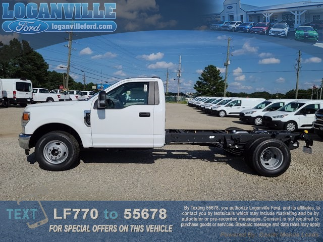 2020 Ford F-350 Regular Cab DRW 4x2, Cab Chassis #LED77941 - photo 1