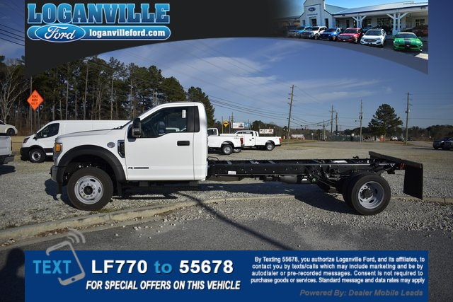 2020 Ford F-550 Regular Cab DRW 4x2, Cab Chassis #LEE88070 - photo 1