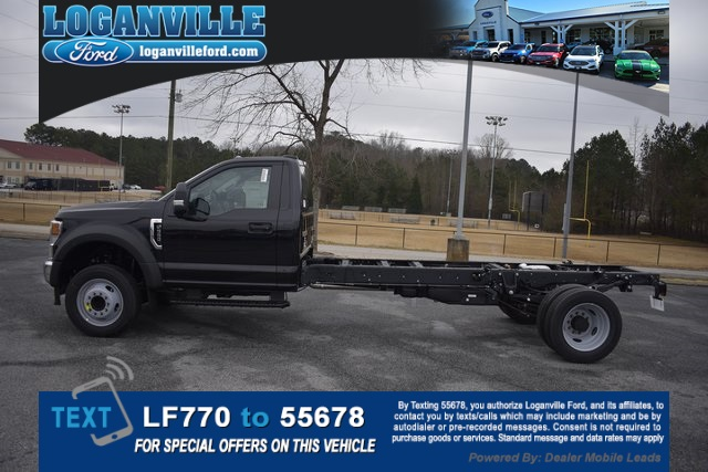 2020 Ford F-550 Regular Cab DRW 4x2, Cab Chassis #LEE88074 - photo 1