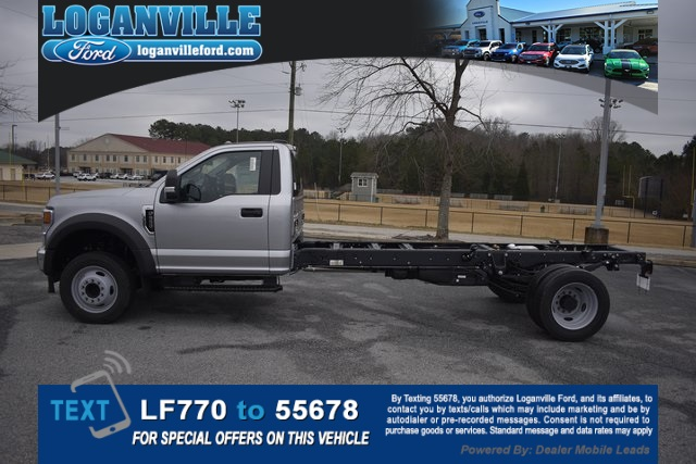 2020 Ford F-550 Regular Cab DRW 4x2, Cab Chassis #LEE88078 - photo 1