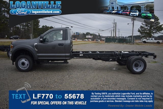 2020 Ford F-550 Regular Cab DRW 4x2, Cab Chassis #LEE88086 - photo 1