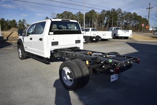 2020 Ford F-450 Crew Cab DRW 4x4, Cab Chassis #LEE88103 - photo 1