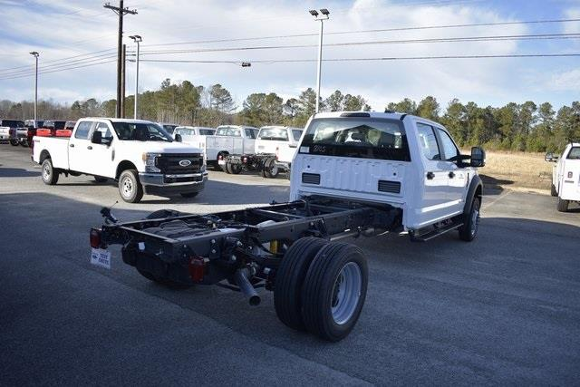 2020 Ford F-450 Crew Cab DRW 4x4, Cab Chassis #LEE88105 - photo 1