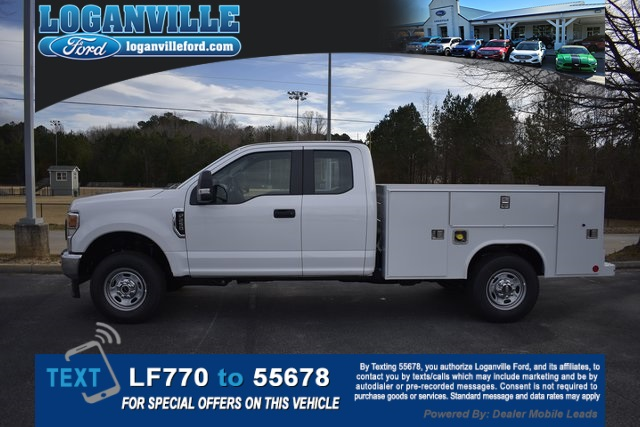 2020 Ford F-250 Super Cab 4x4, Reading Service Body #LEE97002 - photo 1