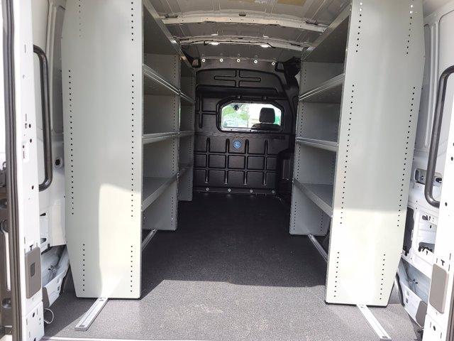 2020 Ford Transit 250 Med Roof RWD, Adrian Steel Upfitted Cargo Van #LKA46277 - photo 1
