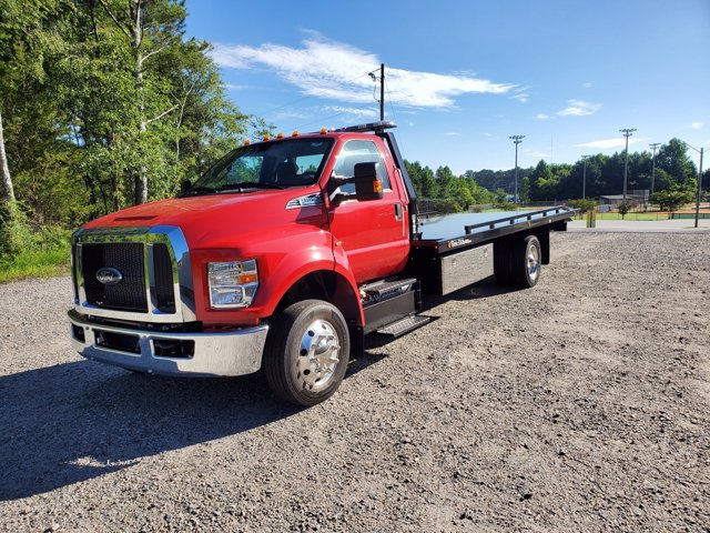 2021 Ford F-650 Regular Cab DRW RWD, Dual-Tech Rollback Body #MDF00410 - photo 1