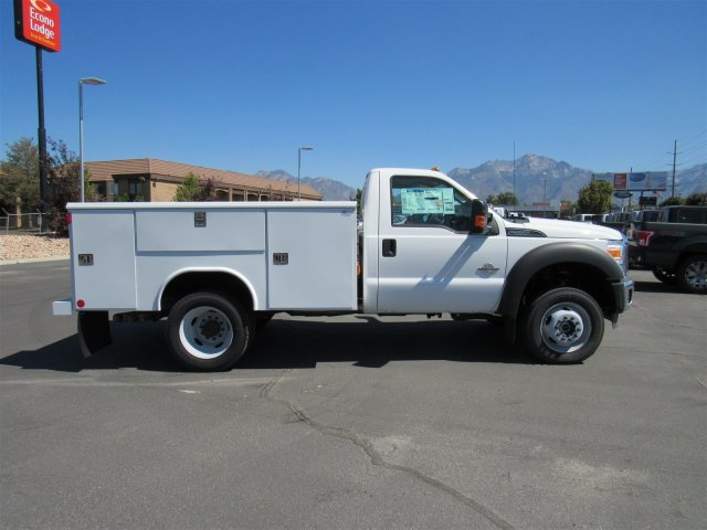2015 F-550 Regular Cab DRW 4x4, Service Body #FED59157 - photo 3