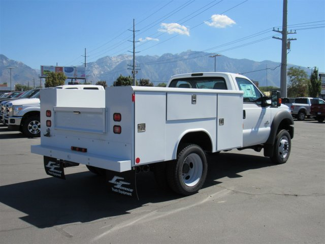 2015 F-550 Regular Cab DRW 4x4, Service Body #FED59157 - photo 2