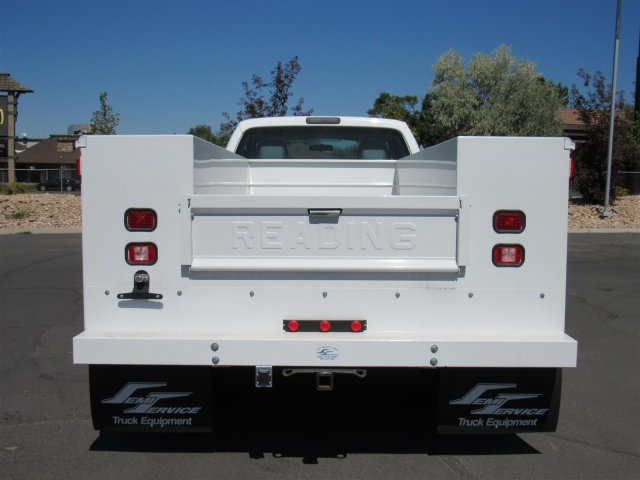 2015 F-550 Regular Cab DRW 4x4, Service Body #FED59157 - photo 4