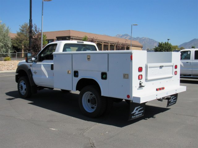 2015 F-550 Regular Cab DRW 4x4, Service Body #FED59157 - photo 5