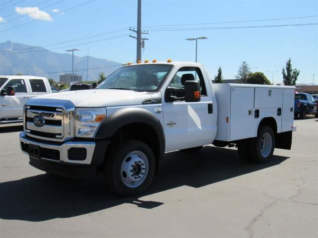 2015 F-550 Regular Cab DRW 4x4, Service Body #FED59157 - photo 6
