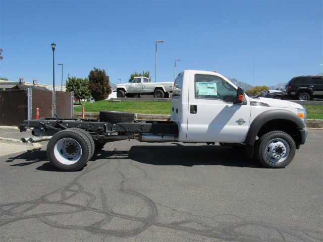 2015 F-550 Regular Cab DRW 4x4, Cab Chassis #FED91466 - photo 3