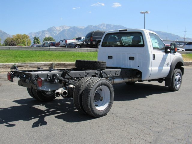 2015 F-550 Regular Cab DRW 4x4, Cab Chassis #FED91466 - photo 2