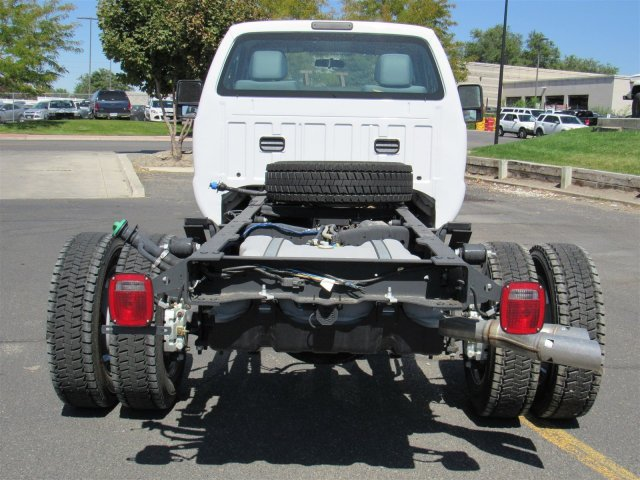 2015 F-550 Regular Cab DRW 4x4, Cab Chassis #FED91466 - photo 4